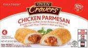Koch Foods Oven Cravers Chicken Parmesan