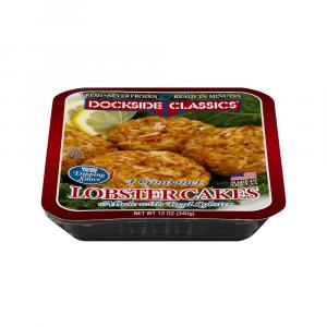 Dockside Classics Gourmet Lobster Cakes