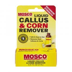 Mosco Liquid Corn & Callus Remover