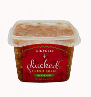 Plucked Sinfully Fresh Salsa