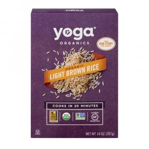 Yoga Organic Light Brown Rice