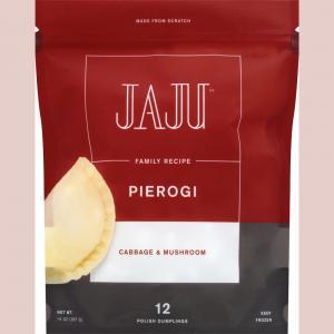 Jaju Pierogi Cabbage & Mushroom