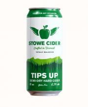 Stowe Cider Tips Up