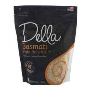 Della Basmati Light Brown Rice
