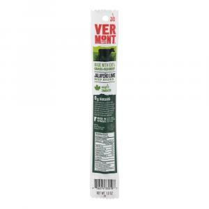 Vermont Smoke & Cure Jalapeno Lime Beef Stick