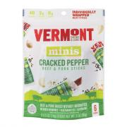 Vermont Smoke & Cure Cracked Pepper Sticks