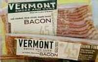 Vermont Uncured Sliced Bacon