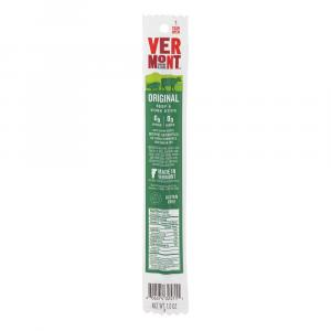 Vermont Smoke & Cure Cracked Pepper Beef & Pork Stick