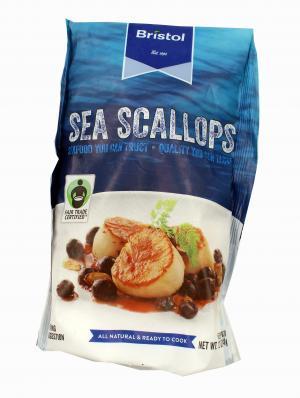 Bristol Fair Trade Sea Scallops