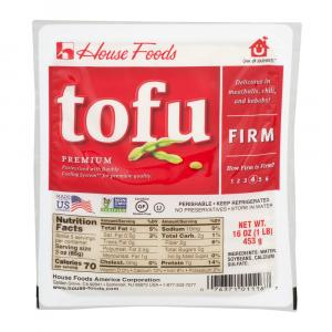 House Foods Firm Tofu