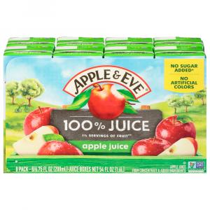 Apple & Eve Apple 100% Juice
