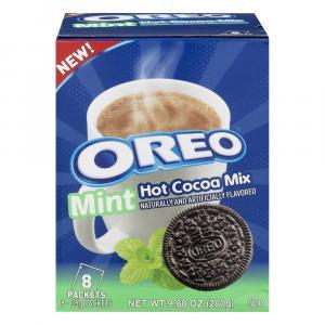 Oreo Hot Cocoa Mix Mint