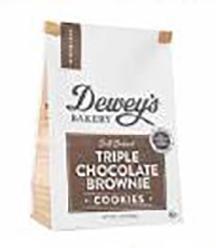 Dewey's Bakery Chocolate Brownie Cookies
