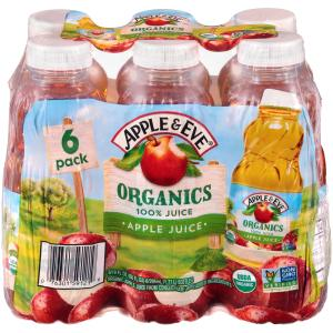 Apple & Eve Organics 100% Apple Juice