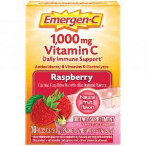Emergen-C Vitamin C Raspberry