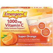 Emergen-C Super Orange Vitamin C