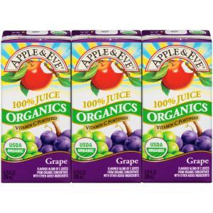 Apple & Eve Organic 100% Grape Juice