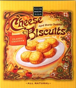 Salem Baking Classic Cheddar Cheese Biscuits
