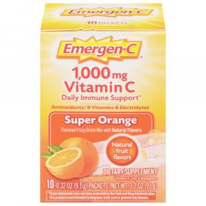Emergen-C Vitamin C Super Orange
