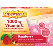 Emergen-C Raspberry Vitamin C Packets