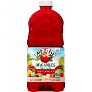 Apple & Eve Organics Fruit Punch 100% Juice