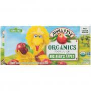 Apple & Eve Organics 100% Juice Big Bird's Apple