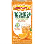 Emergen-C Probiotic with Orange
