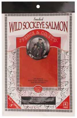 Spence & Co. Smoked Sockeye Salmon