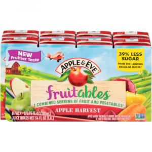 Apple & Eve Fruitables Apple Harvest Juice
