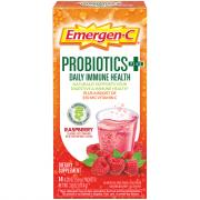 Emergen-C Probiotic with Raspberry