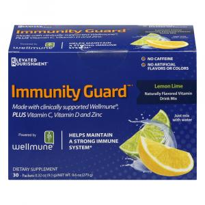 Immunity Guard Lemon Lime Dietary Supplement