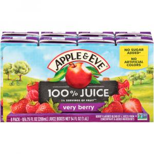 Apple & Eve Berry 100% Juice Blend