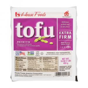 House Foods Extra Firm Tofu