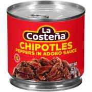 La Costena Chipolte Peppers