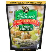 Gillian's Garlic Croutons Wheat, Gluten & Dairy Free