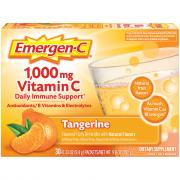 Emergen-C Tangerine Vitamin C Packets