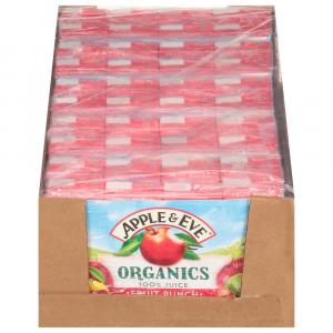 Apple & Eve Organic 100% Fruit Punch