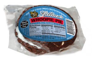 Gillian's Wheat & Gluten Free Whoopie Pie