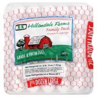 Hillandale Farms Large White Eggs