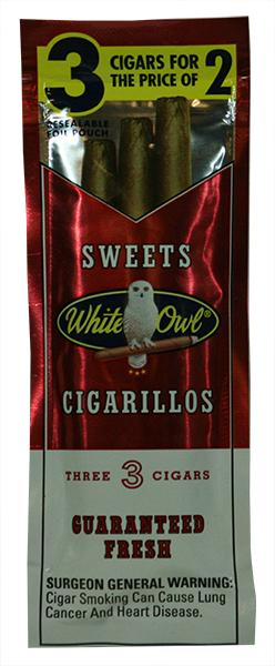 White Owl Sweets Cigarillos