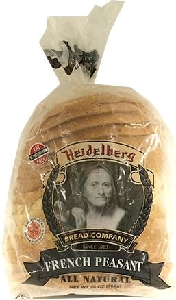 Heidelberg French Peasant Bread
