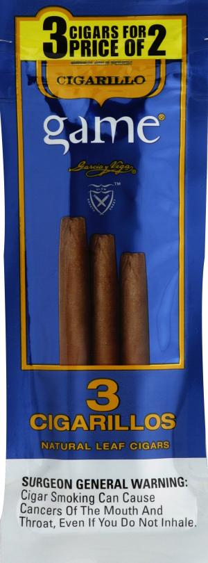 Game Vanilla Cigarillos