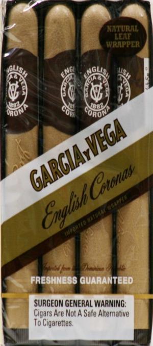 Garcia y Vega English Coronas Cigars