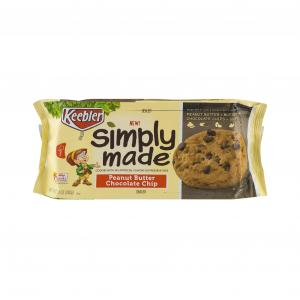 Keebler Simply Made Peanut Butter Chocolate Cookies