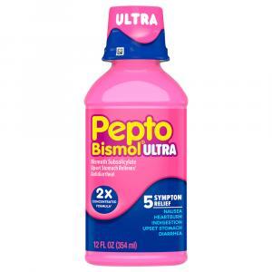 Pepto Bismol Maximum Strength Liquid