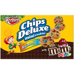 Keebler Chips Deluxe Mini Rainbow Cookies