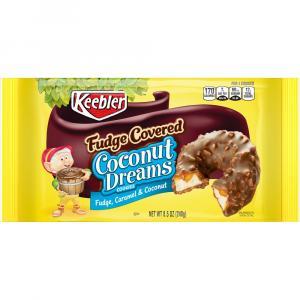 Keebler Fudge Coconut Dreams