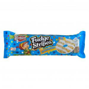 Keebler Fudge Stripes Birthday Cake