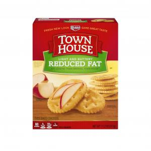 Keebler Town House Reduced Fat Crackers