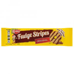 Keebler Fudge Shoppe Fudge Stripes Cookies